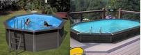 Bazény z Kompozitního Dřeva