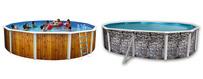 Bazény Toi Dekór Silver Luna