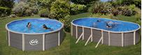 Bazény Gre Fúze