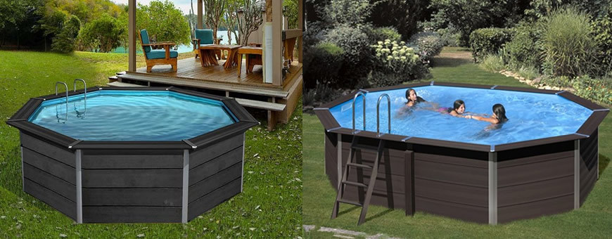 Kompozitní Bazény